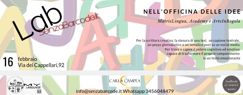 Quante e quali sono le parole della lingua italiana che hanno il potere di cui scrisse il siciliano Gorgia? Una giornata oltre lo studio, per vivere le parole.