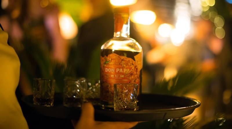 Lancio 'sevillano' di Don Papa, rum small-batch dall'isola di Negros, nelle Filippine, ex colonia spagnola, paese con la più grande produzione al mondo di canna da zucchero.