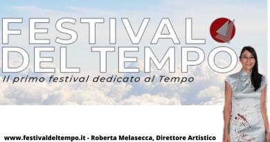 Da un'idea di Roberta Melasecca, nasce il Festival del Tempo, La nostra percezione del Passato, del Presente e del Futuro. Prima edizione a Sermoneta.