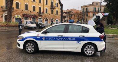 Sanzionato gestore di una casa vacanze: continuano i controlli sull'emergenza coronavirus da parte della Polizia Locale di Roma Capitale