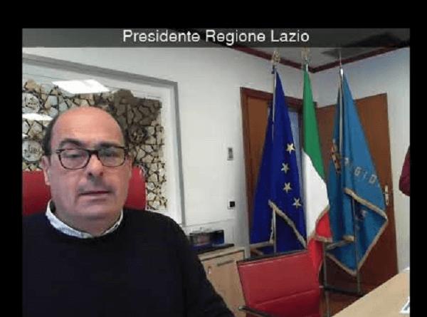 Dalla Regione Lazio le parole d'ordine sono organizzazione, sicurezza e strategia. Tavoli di confronto e riunioni con i settori per essere pronti dopo il 3 maggio.