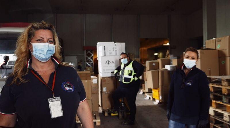 Sono oltre 5.200 i volontari delle Organizzazioni di Protezione Civile mobilitati per l'Emergenza Covid 19 nelle cinque province del Lazio.