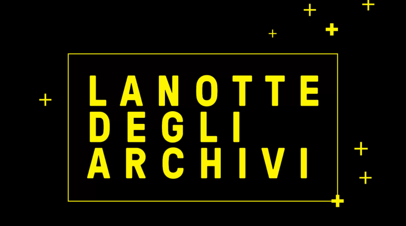 Il 5 giugno Roma Capitale partecipa alla prima edizione nazionale de La Notte degli Archivi