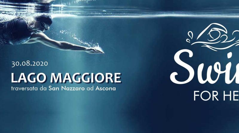 Domenica 30 Agosto, presso il Lago Maggiore, la prima edizione dell'evento Swim for Help una traversata a nuoto del Lago Maggiore all'insegna...