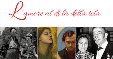 """Le 3 coppie più belle (e tormentate) della storia dell'arte. L'amore al di là della tela. """"Omnia vincit amor et nos cedamus amori"""" scriveva Virgilio ne le """"Bucoliche""""."""