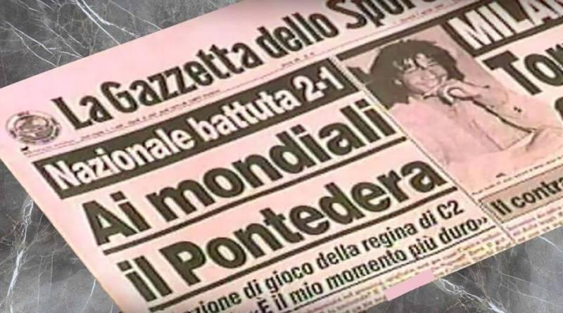 Tra le numerose imprese che affollano la mente ed i racconti della storia del calcio italiana ce n'è una che, ancora oggi dopo più di ventisei anni, ancora suscita un grande clamore. Pontedera Vs Nazionale