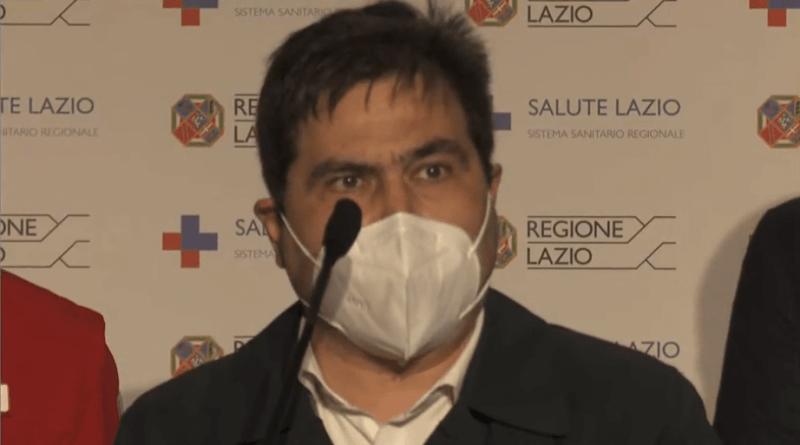 """""""Da stasera con le vacccinazioni notturne, si apre una nuova stagione"""", lo dice Zingaretti dall'hub di Fiumicino. Da stasera prenotazione 68-69 enni."""