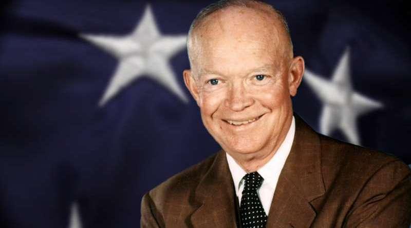 Dwight David Eisenhower nasce il 14 ottobre 1890 a Denison, Texas, terzo di sette figli di una famiglia di lontane origini tedesche, fortemente religiosa.