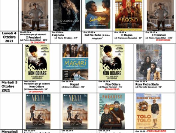 XVII edizione del Premio Cinema Giovane & Festival delle Opere Prime del Cinema italiano, la manifestazione organizzata da Cinecircolo Romano, presieduta da Catello Masullo, al Cinema Caravaggio.