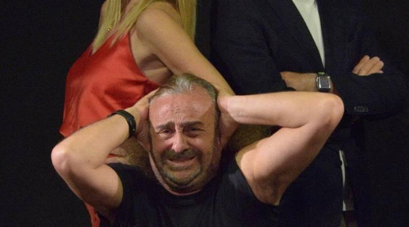 Anteprima nazionale al Teatro 7 a Villa Massimo per lo spettacolo Stasera mi butto! il 12 settembre, ore 21.