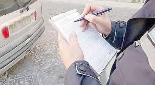 Giornalista scrive su tacquino