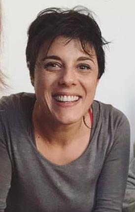 Silvia Ognibene (candidata di Piazza Pulita all'INPGI), unico membro del direttivo che si è schierata contro Sandro Bennucci e si è dimessa per protesta quando è stato eletto presidente con una procedura che Silvia ha considerato scorretta