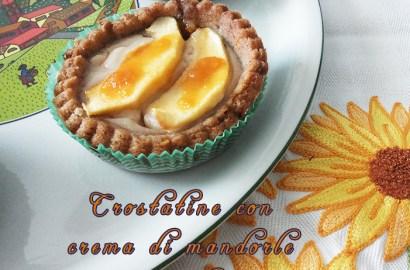 Ricetta di crostatine senza glutine e vegan