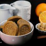 Biscotti con farina di ceci vegan senza glutine