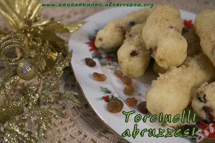 Torcinelli abruzzesi senza glutine