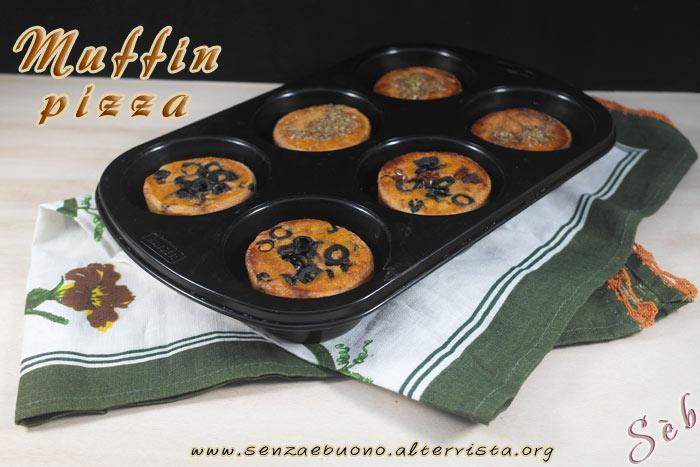 Muffin pizza