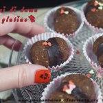 Baci di dama senza glutine e vegan cacao e nocciola