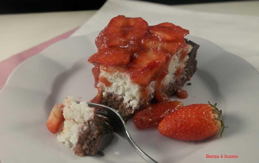 Crostata Delizia alle fragole