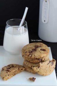 Ricetta biscotti con farine naturali senza glutine senza burro