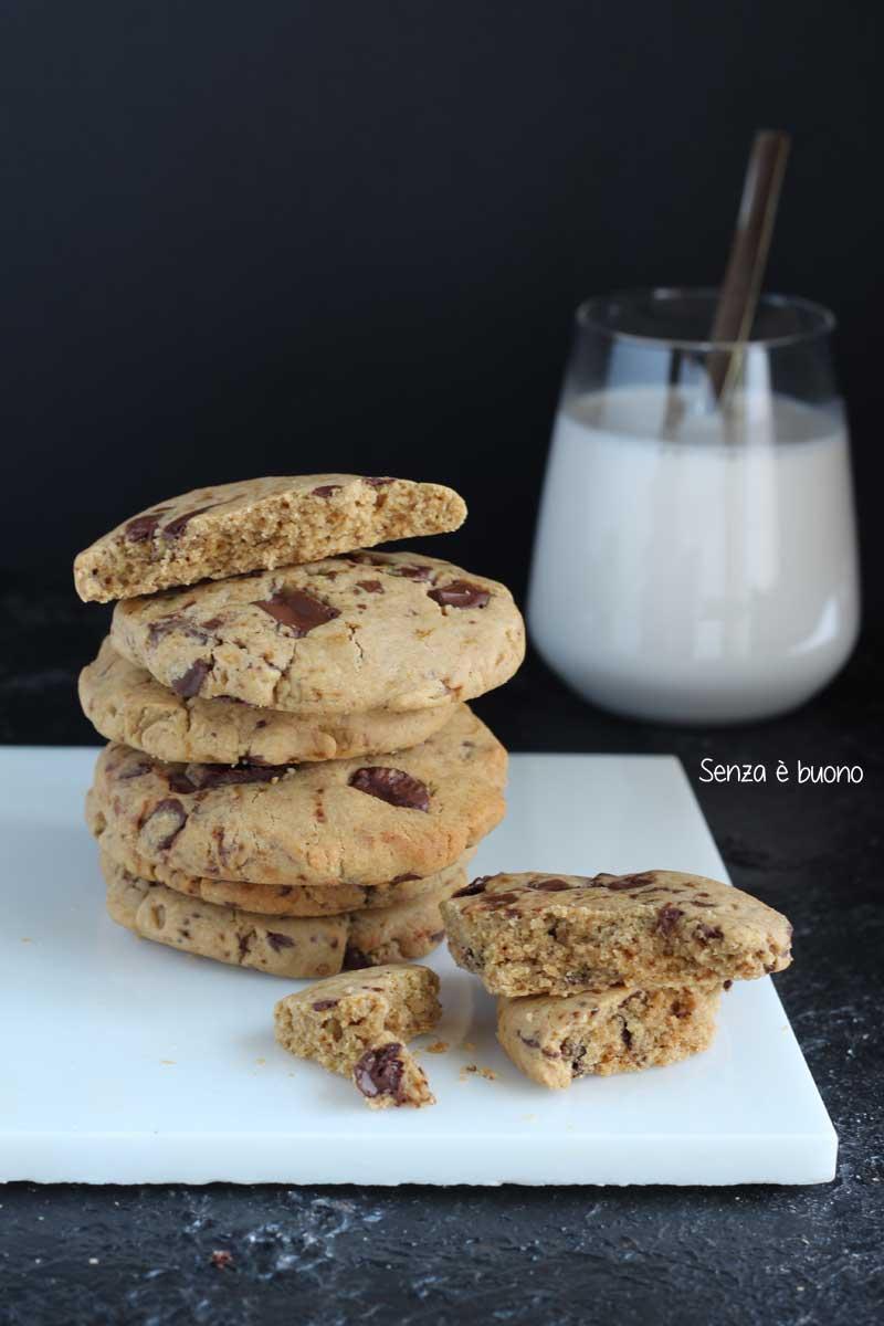 Biscotti senza glutine per colazione