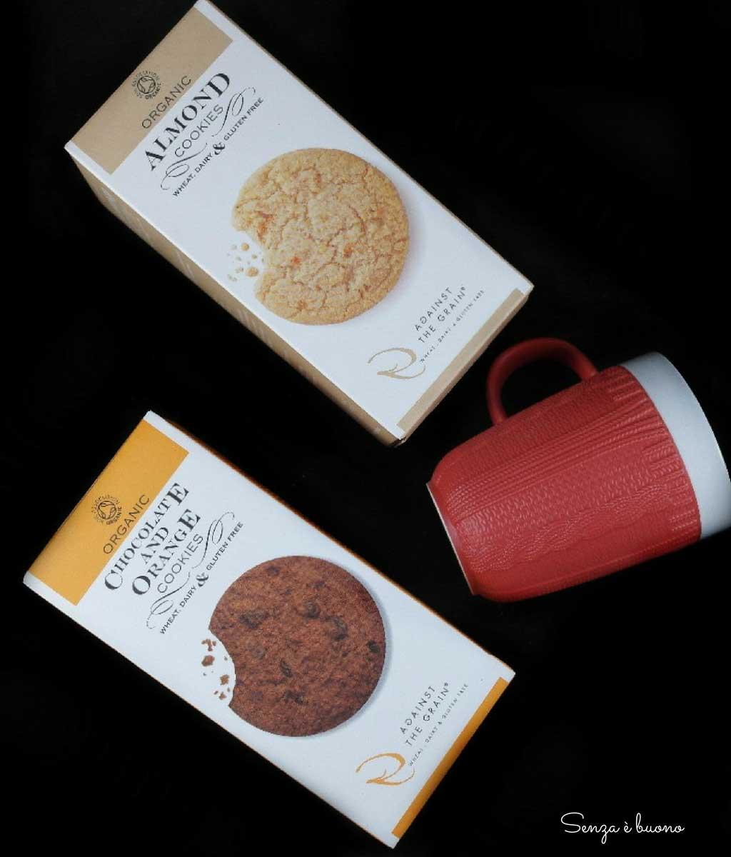 Cookies Against the grain Celiachia facile