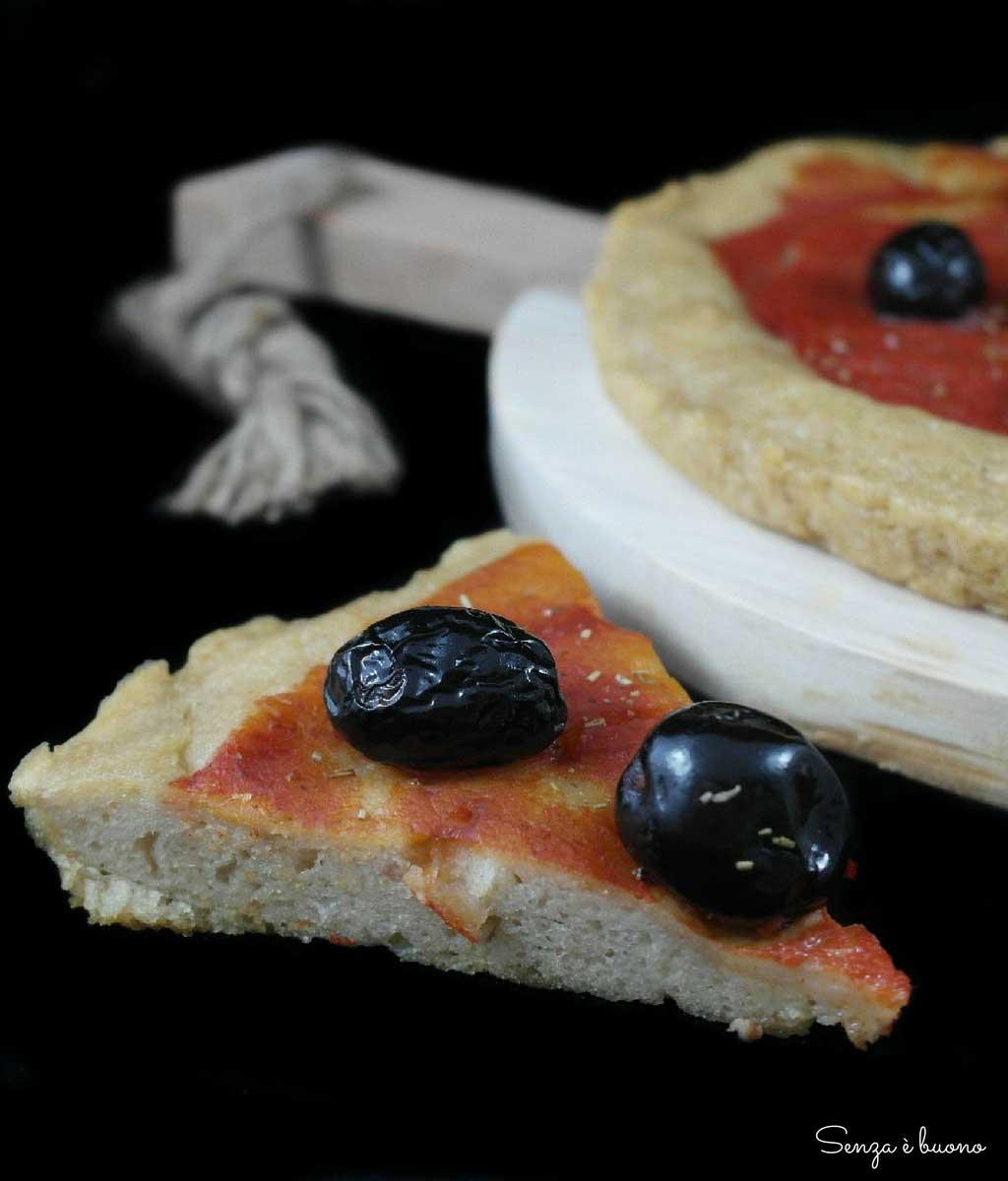 come preparare la pizza senza glutine