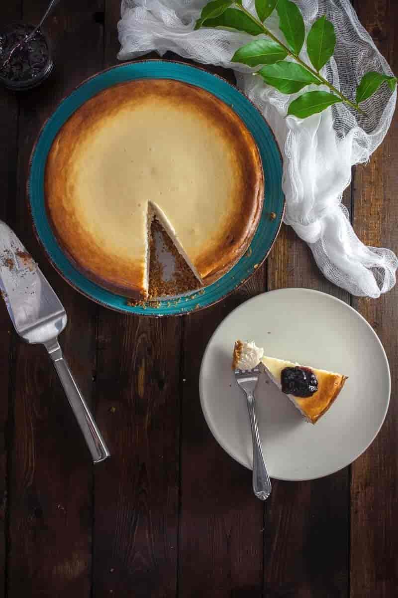 Come fare una cheesecake vegan senza glutine