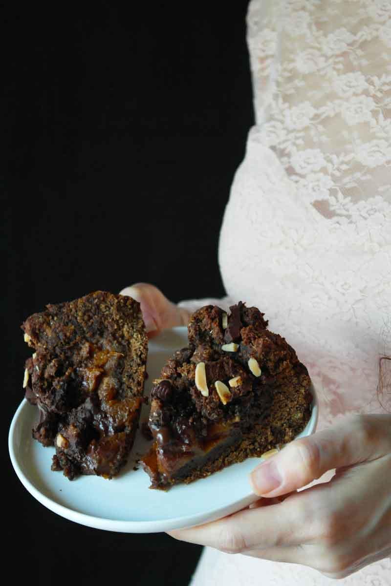 Torta sbrisolona senza glutine