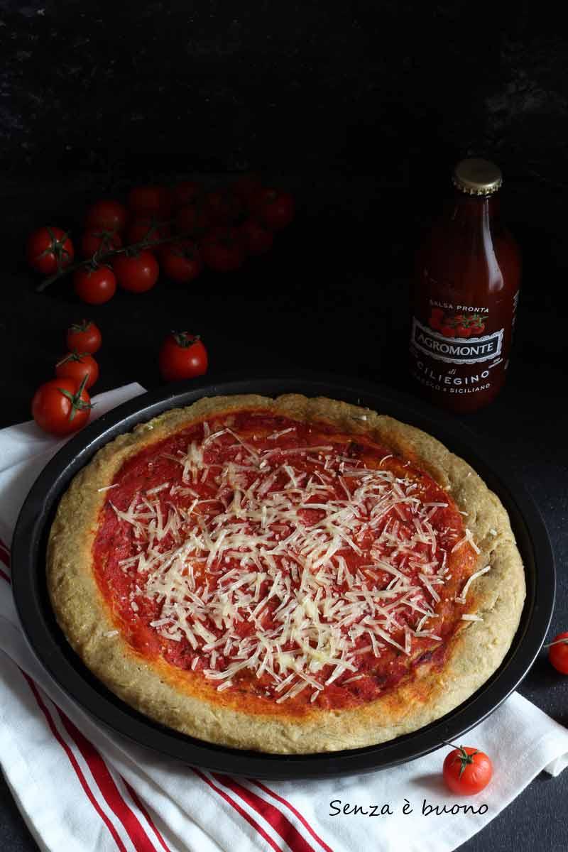 Come preparare la pizza senza lievito