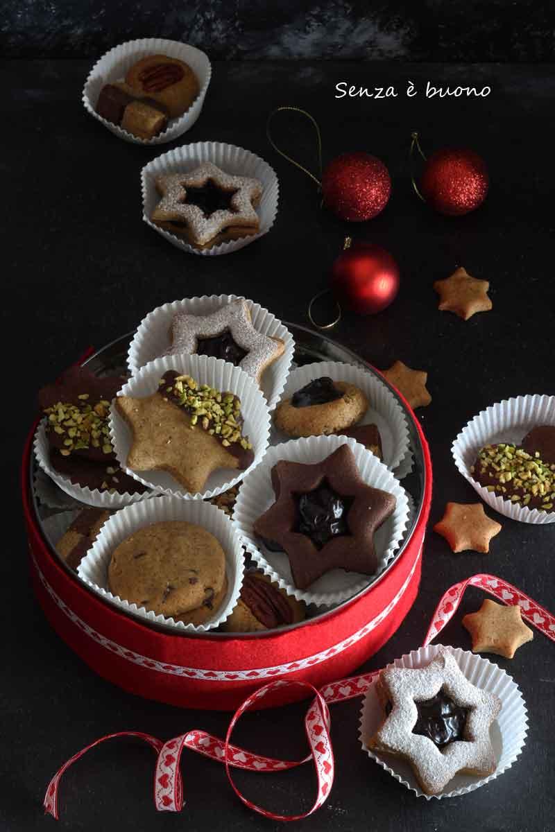 Biscotti integrali 1 impasto tanti gusti