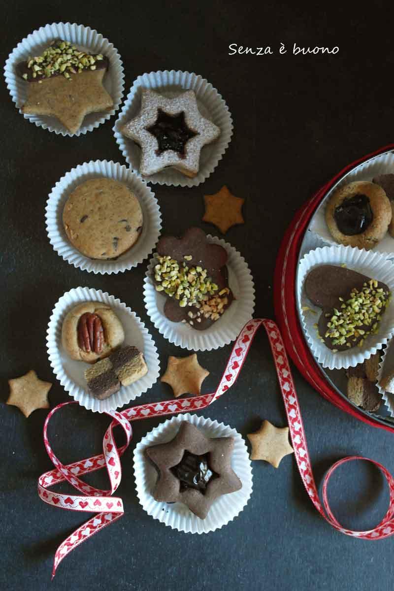 Biscotti integrali senza glutine