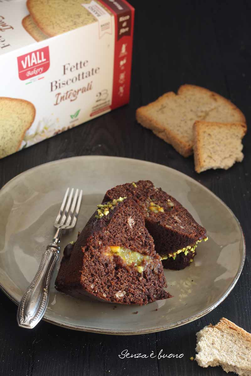 torta antispreco senza glutine