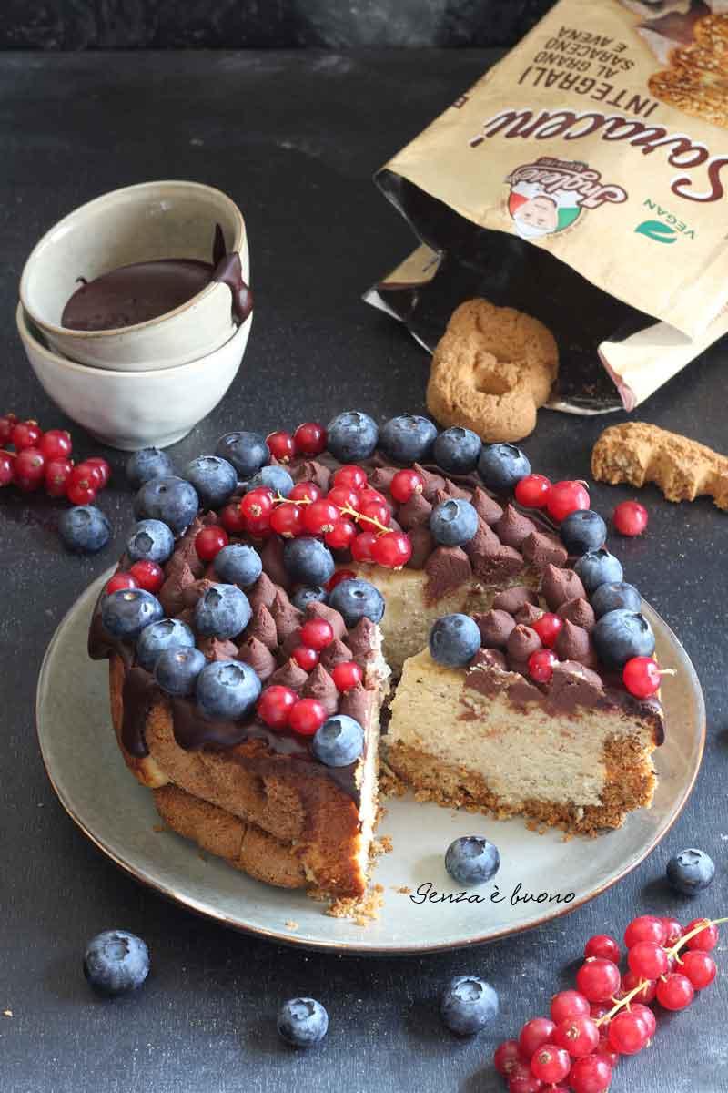 Ricetta torta con cocco e yogurt vegetale