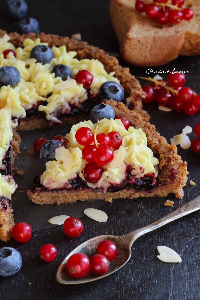 dolce senza glutine senza cottura in forno
