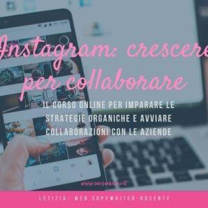 Instagram corso online
