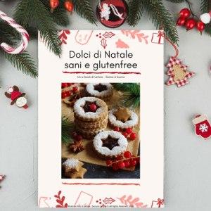 ricette di natale dolci senza glutine e-book