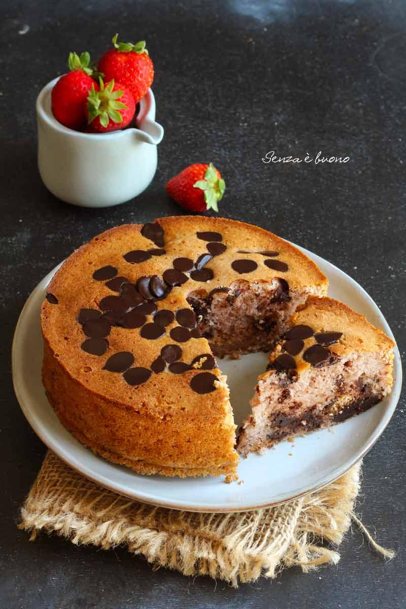 pan di fragole senza glutine