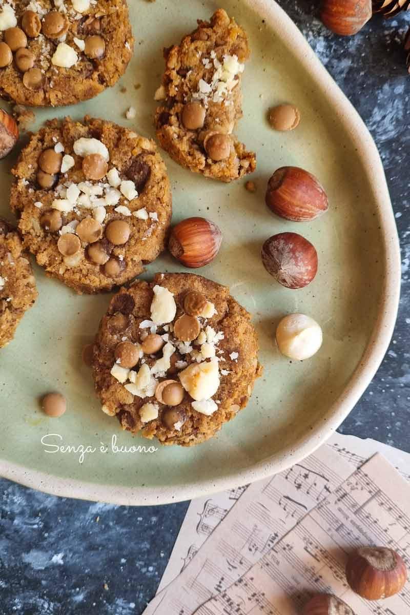 biscotti proteici ricetta 5 minuti