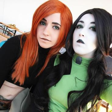 Shego e Kim Possible