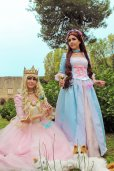 Principessa Annalisa(PH EMANUELA BORRELLI) Con Martina Cennamo come Erika