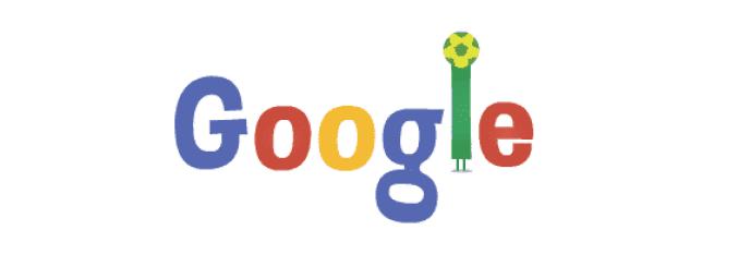 خربشات جوجل شعار كأس العالم اليوم الثالث