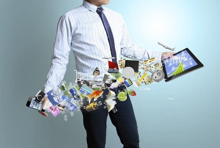 التسويق-التقليدي-والتسويق-الإلكتروني