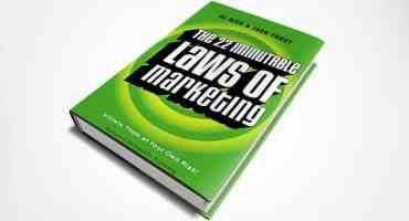 كتاب 22 قوانين ثابتة للتسويق