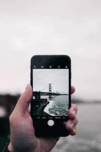 Foto Optimierung - img source: https://burst.shopify.com/photos/iphone-photography-golden-gate-bridge?q=photo