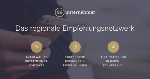 99unternehmer mit start!up consulting in Mainz