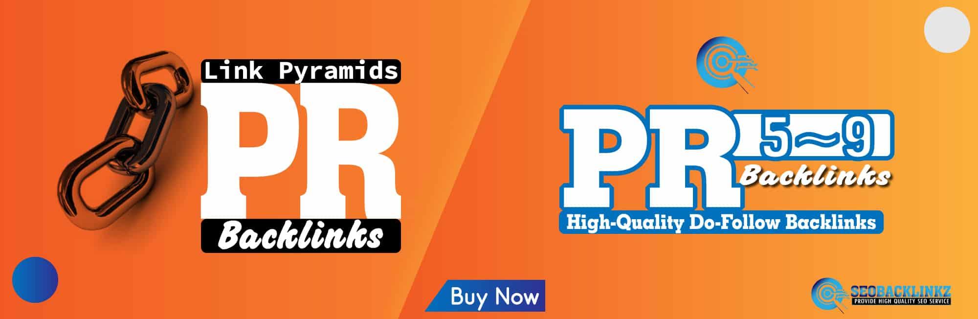 PR SEO Backlinks