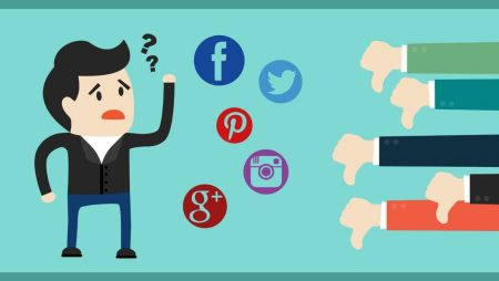Errores comunes en el marketing en redes sociales