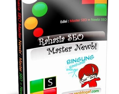 Download Ebook Rahasia SEO Master Newbi Gratis