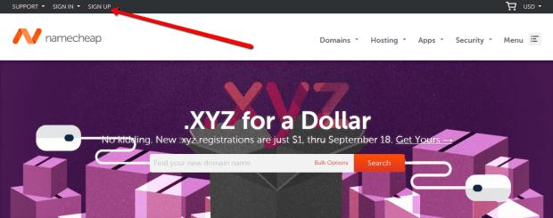 Cara Mudah Dan Terbaru Mendaftar Domain Namecheap