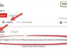 Cara Menambahkan Video Youtube di Blog Wordpress